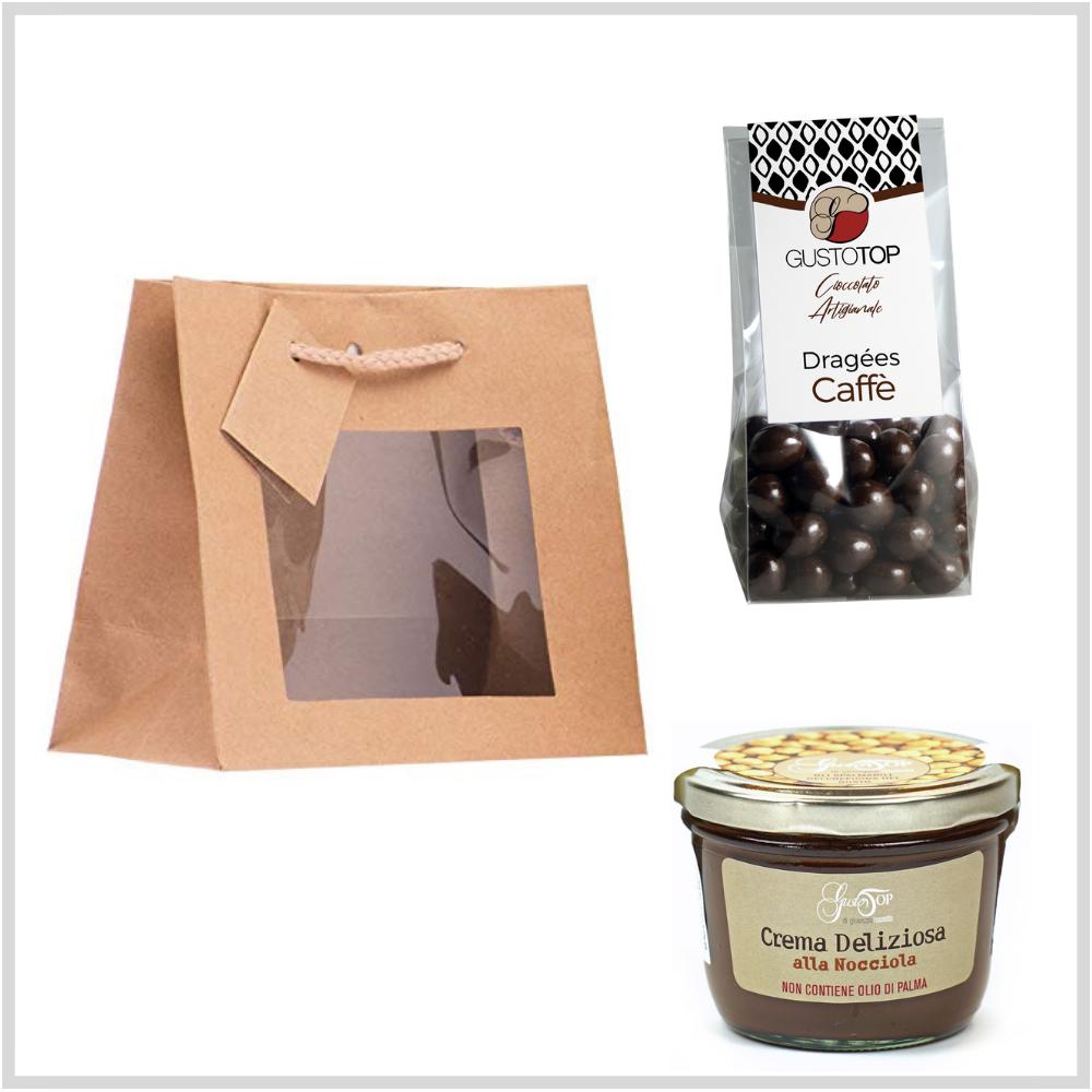 Easy Bag, piccola confezione regalo, ideale per tutte le occasioni. Idee regalo n. 12