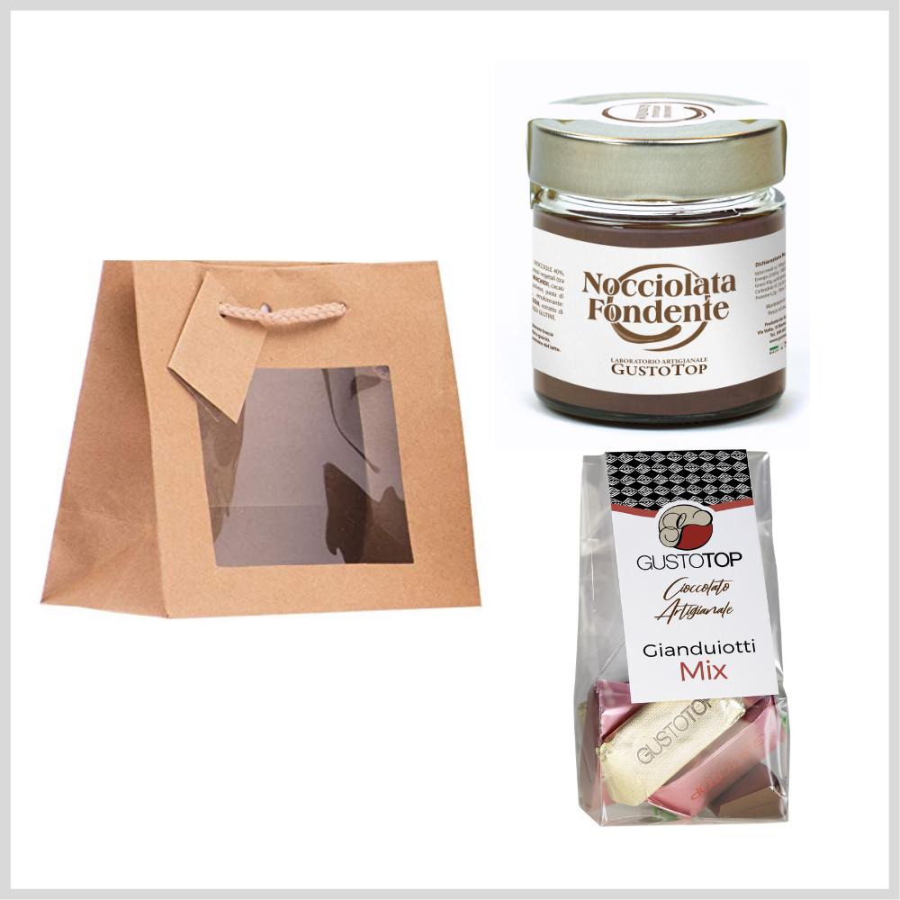 Easy Bag, piccola confezione regalo, ideale per tutte le occasioni. Idee regalo n. 5