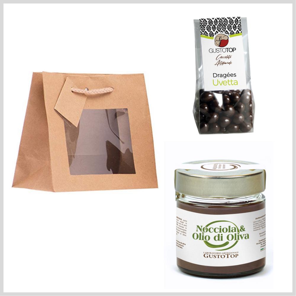 Easy Bag, piccola confezione regalo, ideale per tutte le occasioni. Idee regalo n. 8