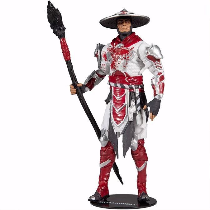 *PREORDER* Mortal Kombat 4 Action Figure: RAIDEN BLOODY by McFarlane Toys