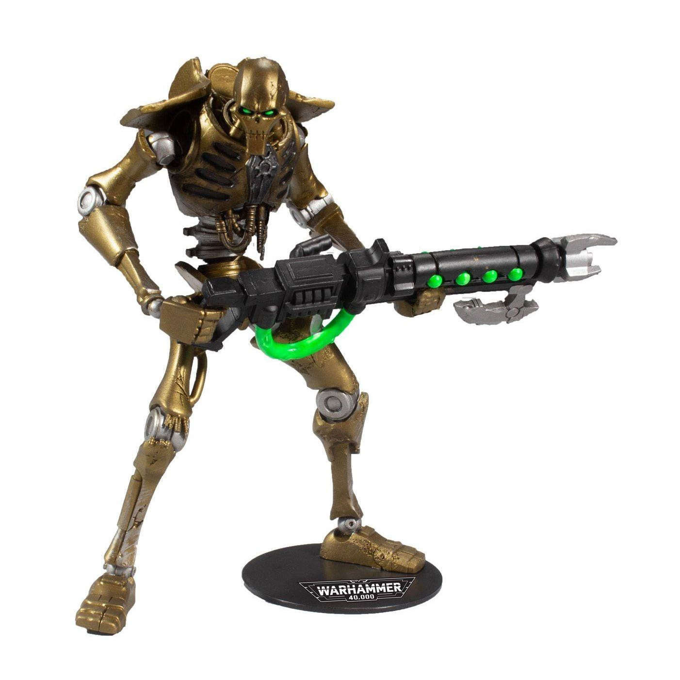 Action Figure: Warhammer 40k NECRON by McFarlane Toys