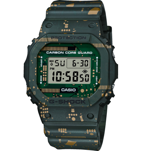 'Orologio Casio G-Shock Limited Edition  DWE-5600CC-3ER