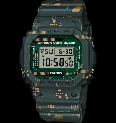 Orologio Casio G-Shock Limited Edition DWE-5600CC-3ER