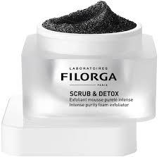 Filorga Scrub & Detox Intense Purity Foam Exfoliator, scrub detossinante