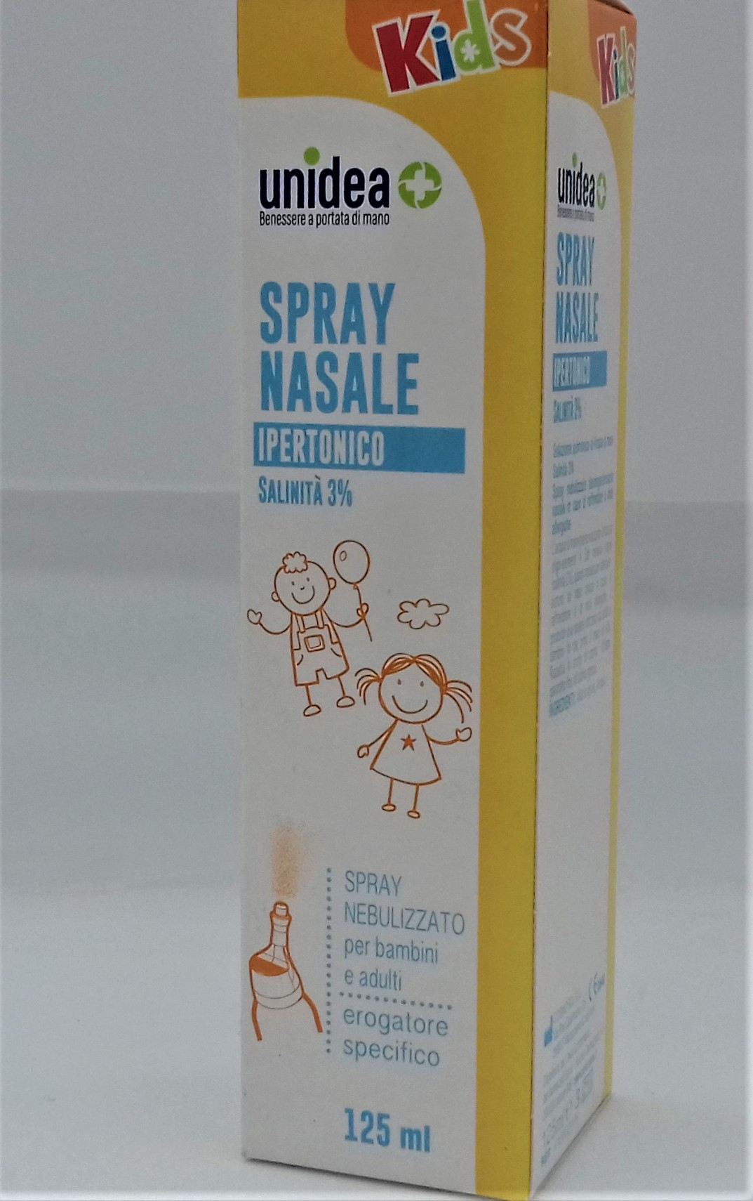 SPRAY NASALE IPERTONICO 125 ML