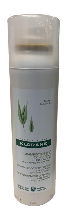 Klorane shampoo secco extra-delicato