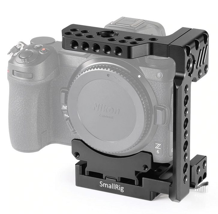 Half Cage per Nikon Z6 e Nikon Z7 - 2262