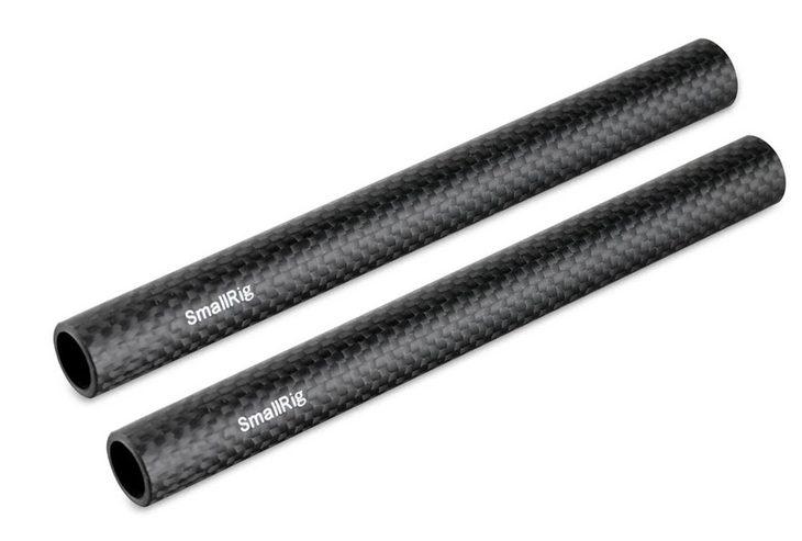 Aste da 15mm in Fibra di Carbonio 150mm - 1872