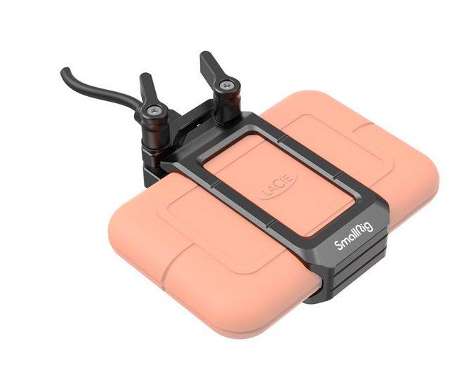Supporto per LaCie Rugged SSD per Cage 2814