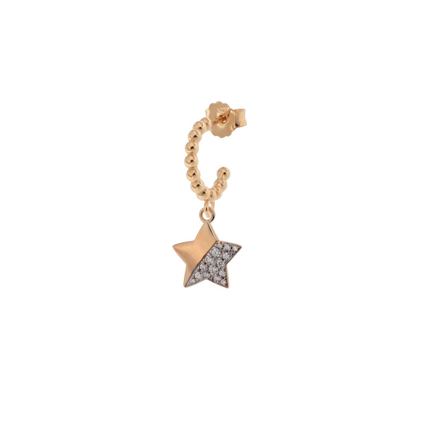 Mono orecchino - Stardust Tales - Stella