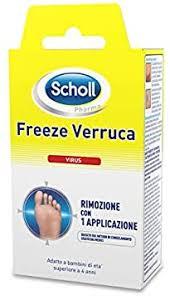 Scholl Freeze Verruca rimozione