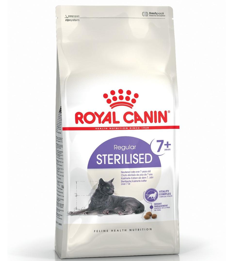Royal Canin - Feline Health Nutrition - Sterilised 7+ - 3,5 kg