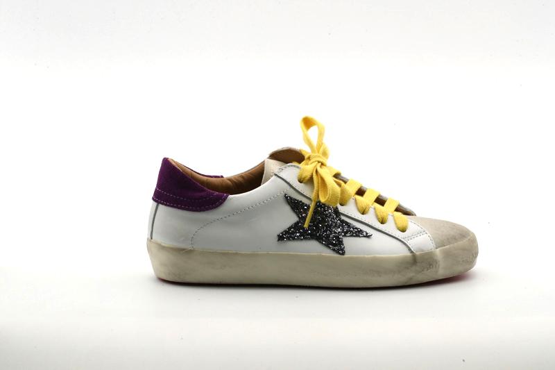 Crown Calzatura Donna Ilde New Viola