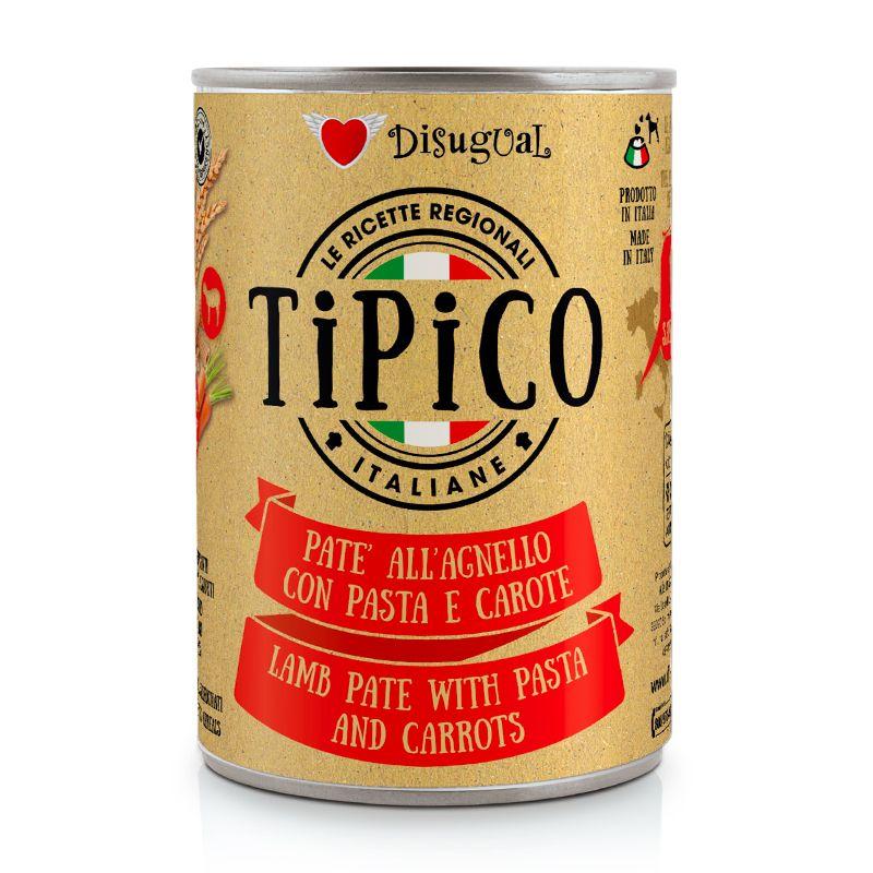 DISUGUAL - TIPICO - AGNELLO CON PASTA E CAROTE - 400g