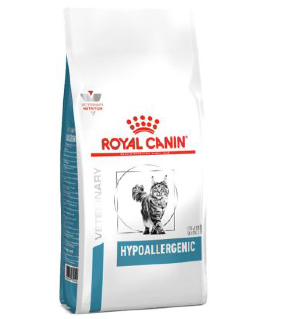 Royal Canin - Veterinary Diet Feline - Hypoallergenic - 2,5kg