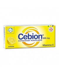Cebion  Masticabile Limone Vitamina C 20 compresse