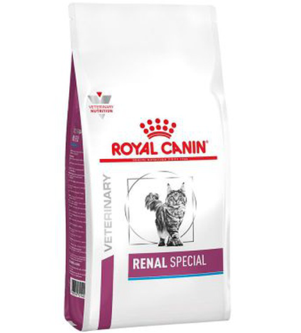Royal Canin - Veterinary Diet Feline - Renal Special - 2 kg