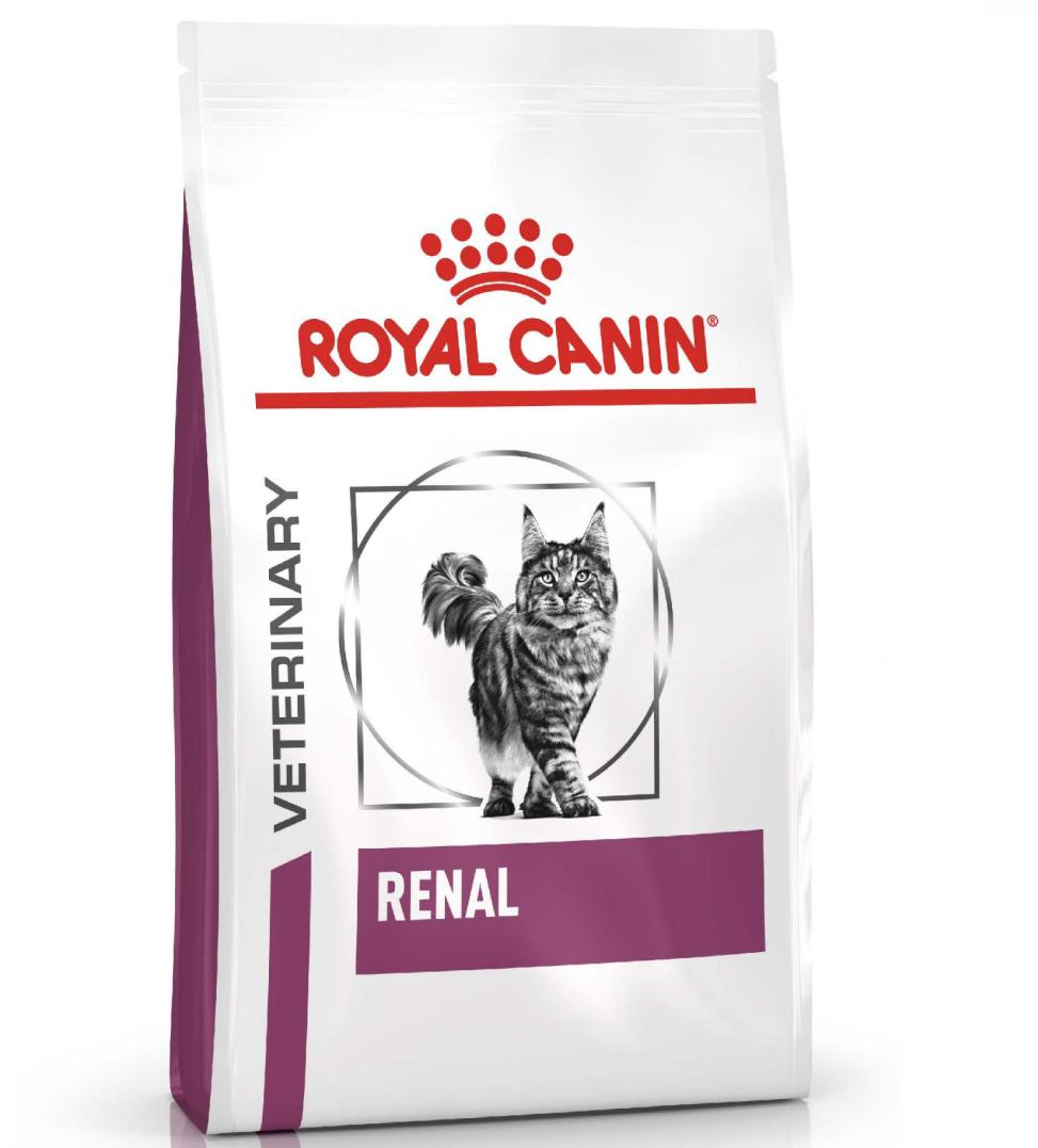 Royal Canin - Veterinary Diet Feline - Renal - 2 kg