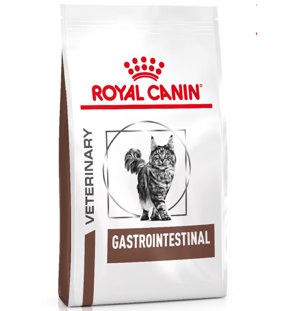 Royal Canin - Veterinary Diet Feline - Gastrointestinal - 4kg