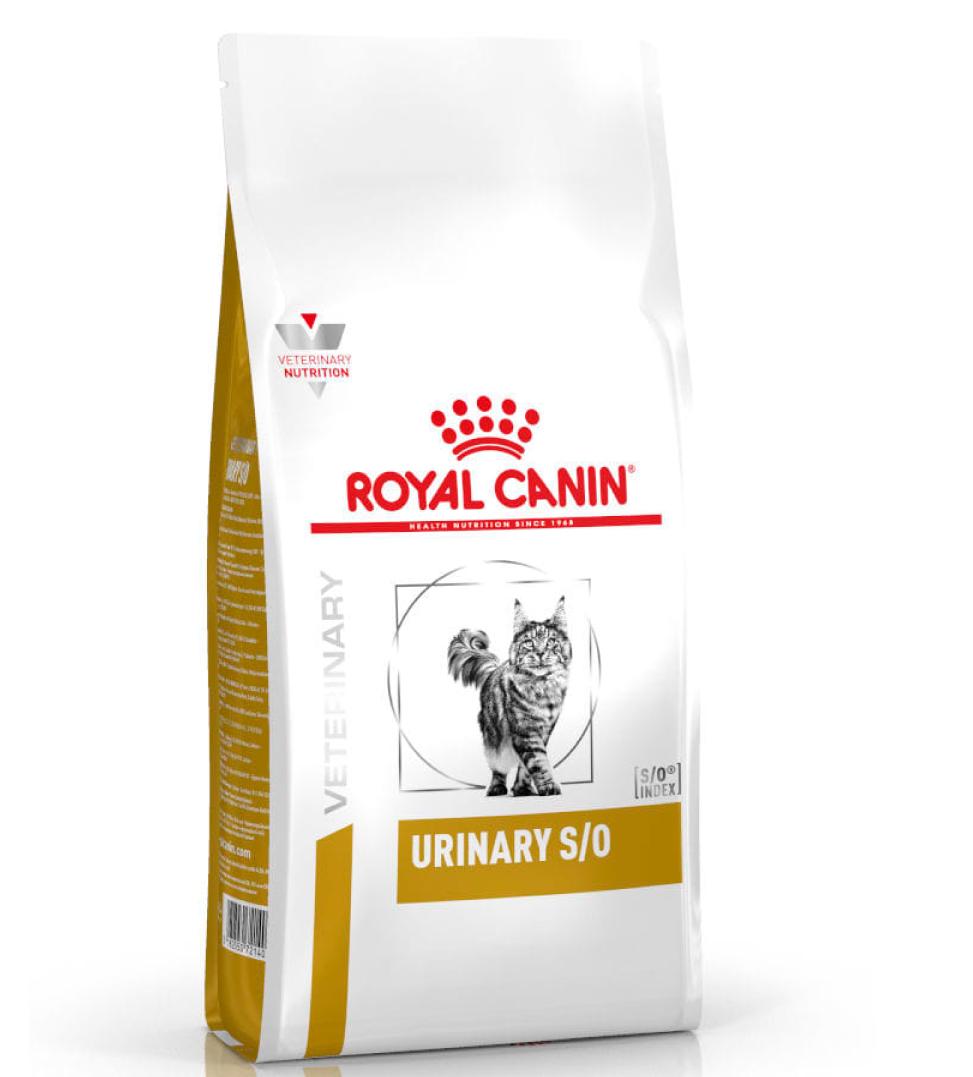 Royal Canin - Veterinary Diet Feline - Urinary S/O - 7 kg