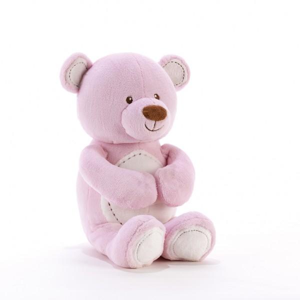 ORSO BABY ROSA Cm.29 07836 PLUSH & COMPANY
