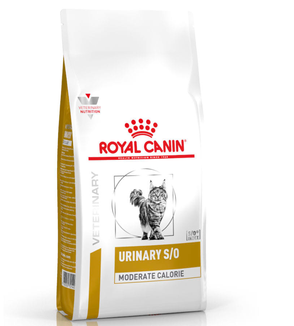 Royal Canin - Veterinary Diet Feline - Urinary S/O Moderate Calorie - 1,5 kg