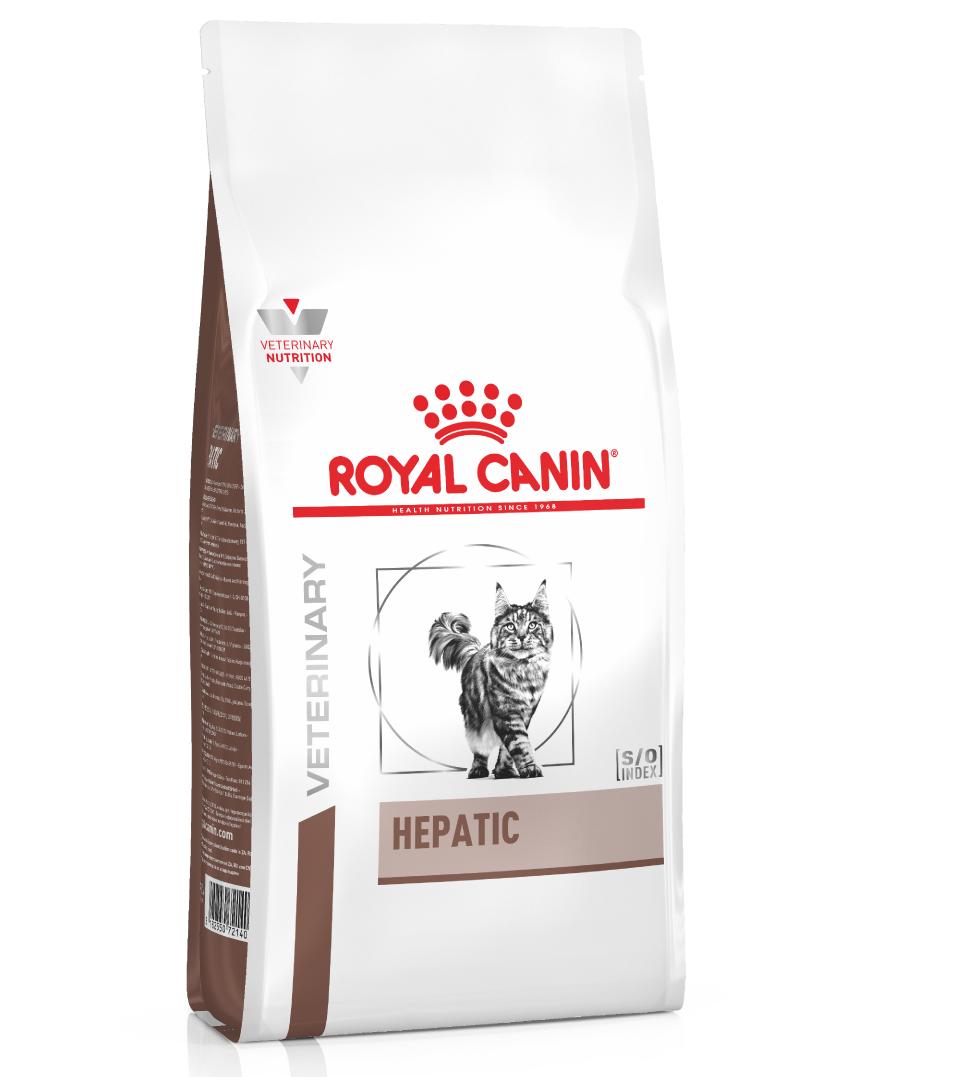 Royal Canin - Veterinary Diet Feline - Hepatic - 2 kg