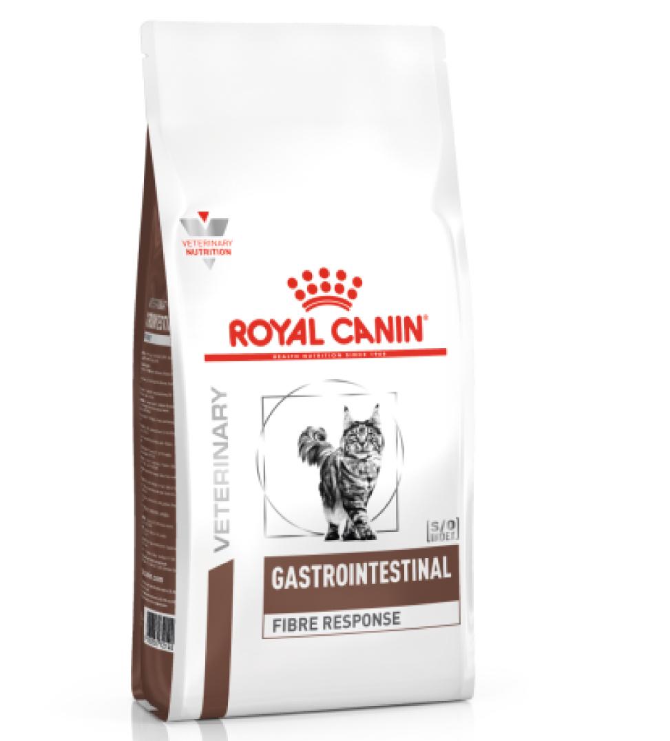 Royal Canin - Veterinary Diet Feline - Fibre Response 400g