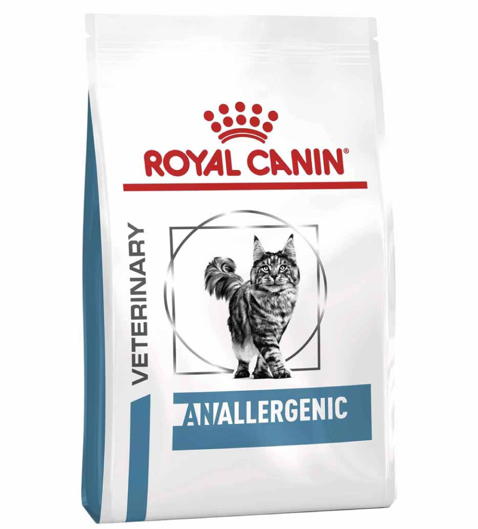 Royal Canin - Veterinary Diet Feline - Anallergenic - 2kg