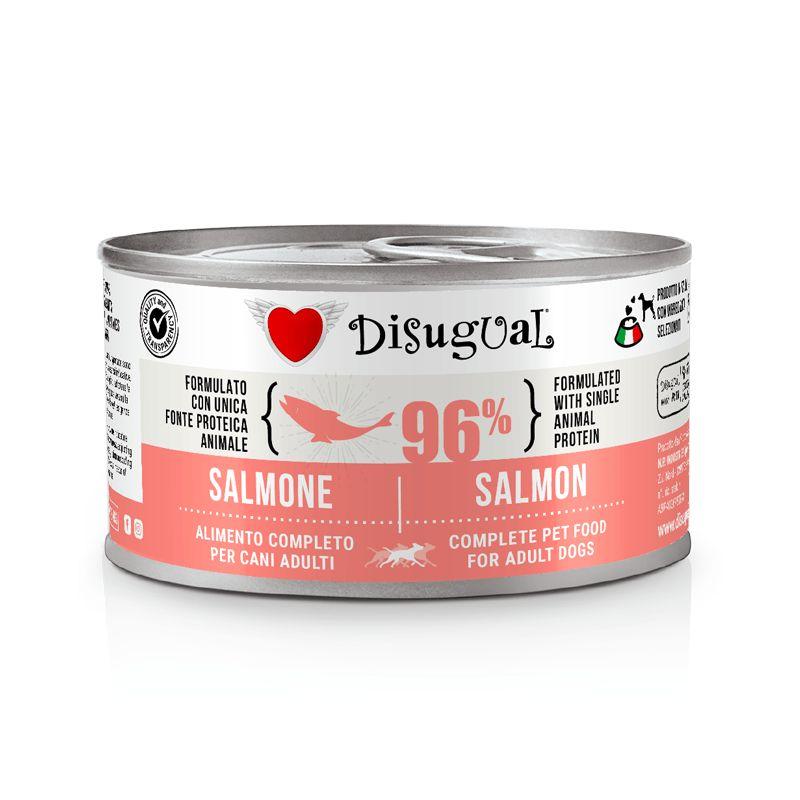 UMIDO DISUGUAL SALMONE 150 GR