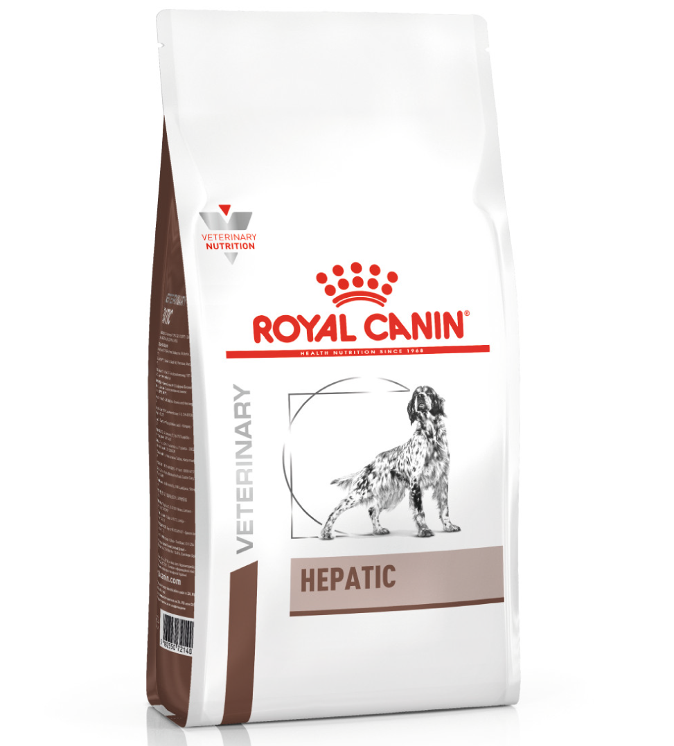 Royal Canin - Veterinary Diet Canine - Hepatic - 12kg