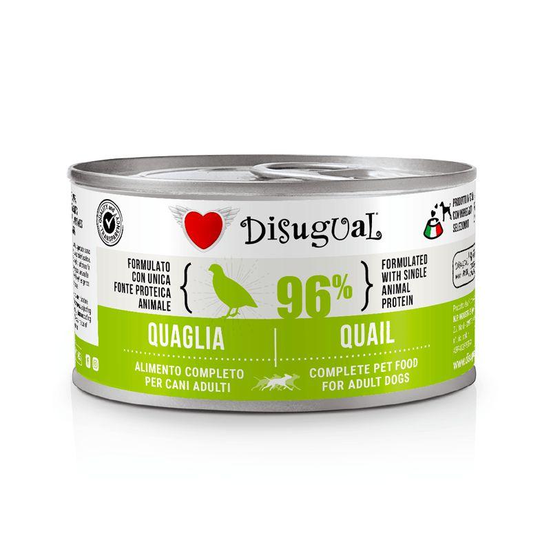 UMIDO DISUGUAL QUAGLIA 150 GR