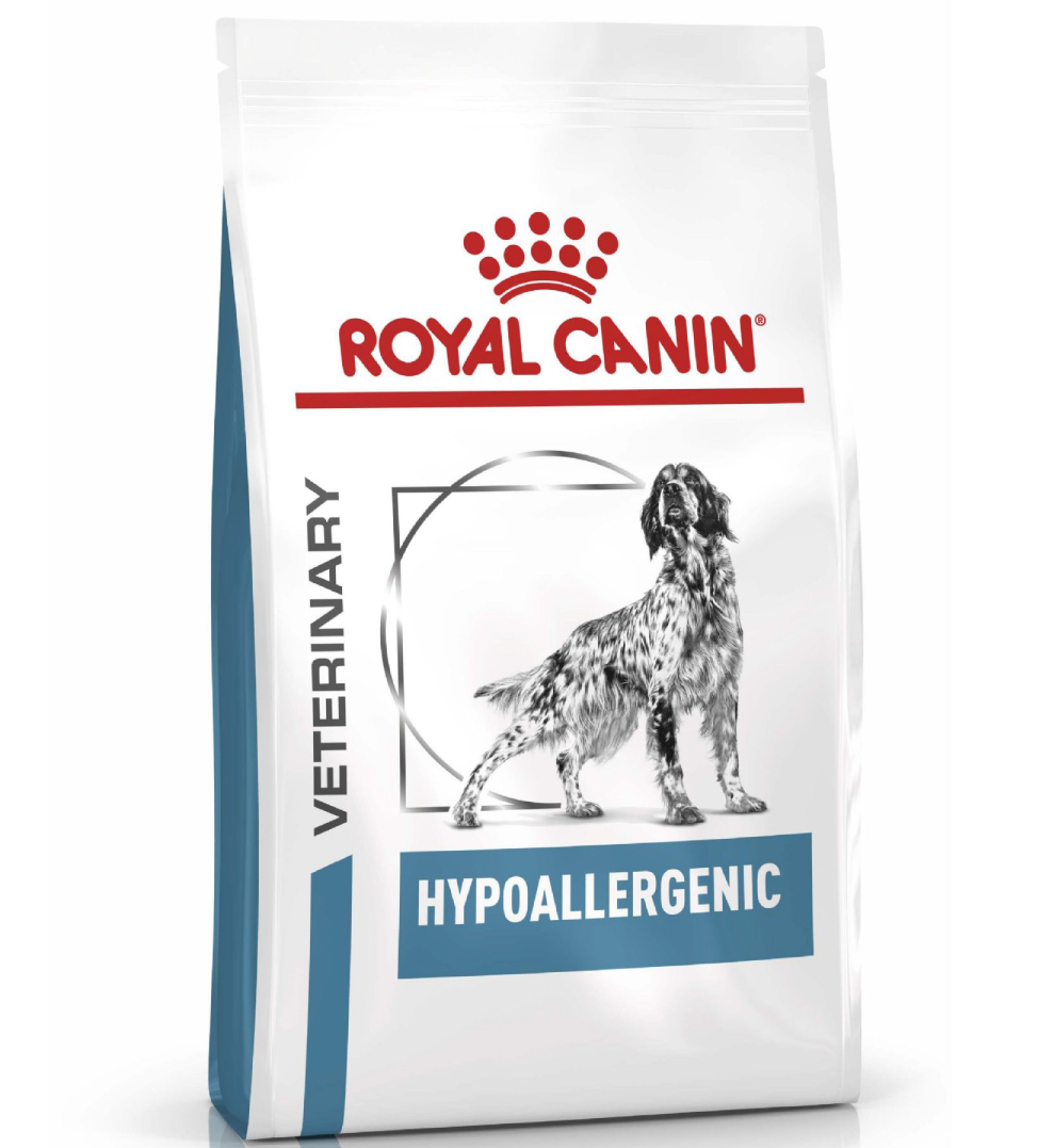 Royal Canin - Veterinary Diet Canine - Hypoallergenic - 14kg