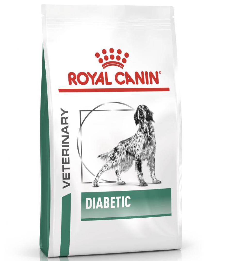 Royal Canin - Veterinary Diet Canine - Diabetic - 7 kg