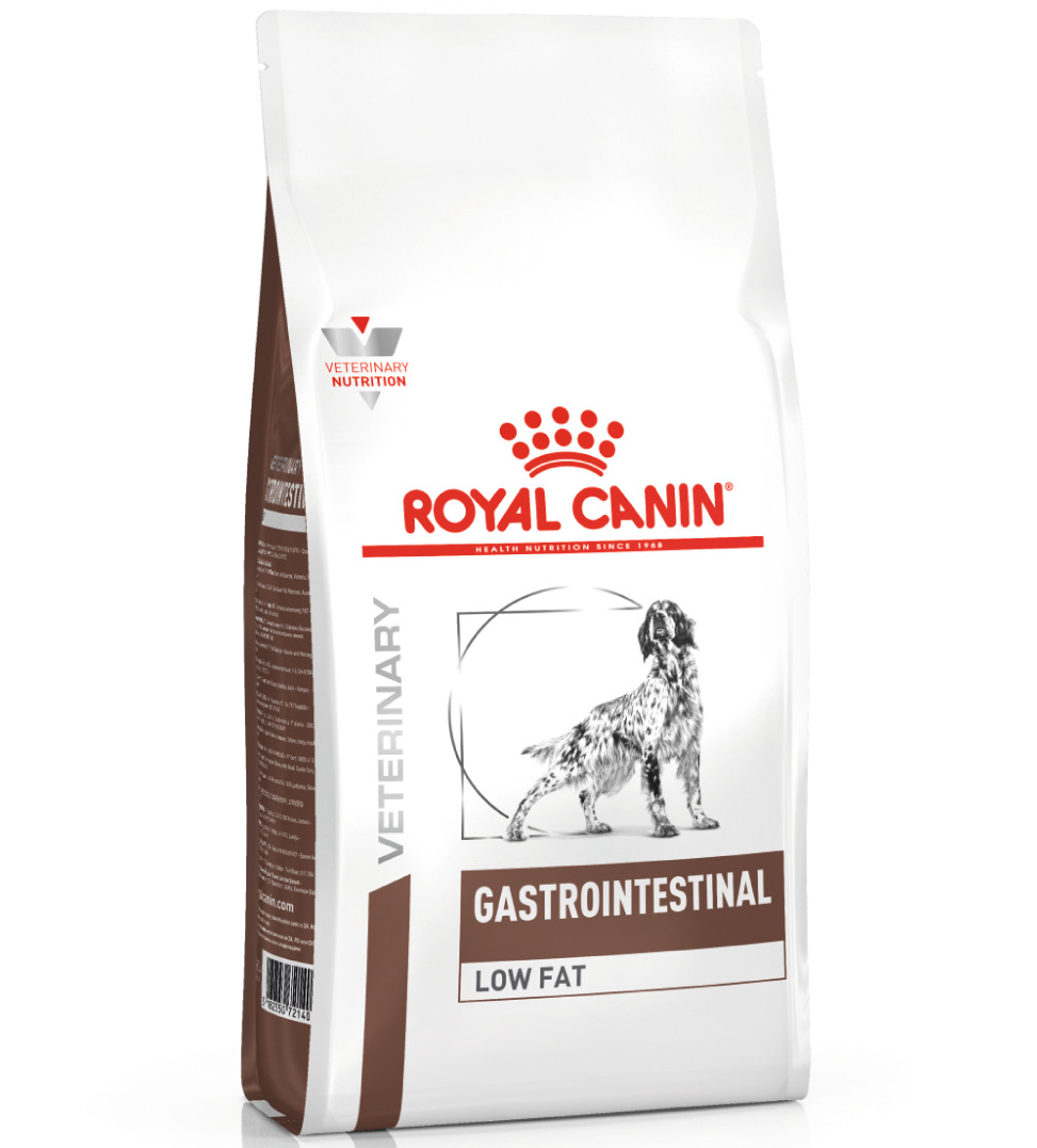 Royal Canin - Veterinary Diet Canine - Gastrointestinal Low Fat - 1,5kg