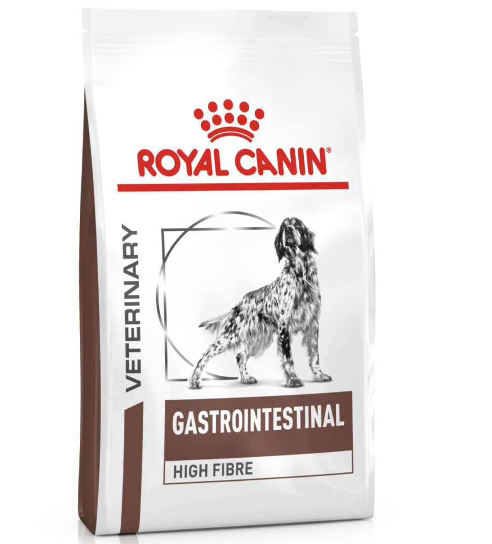 Royal Canin - Veterinary Diet Canine - Gastrointestinal High Fibre - 14kg