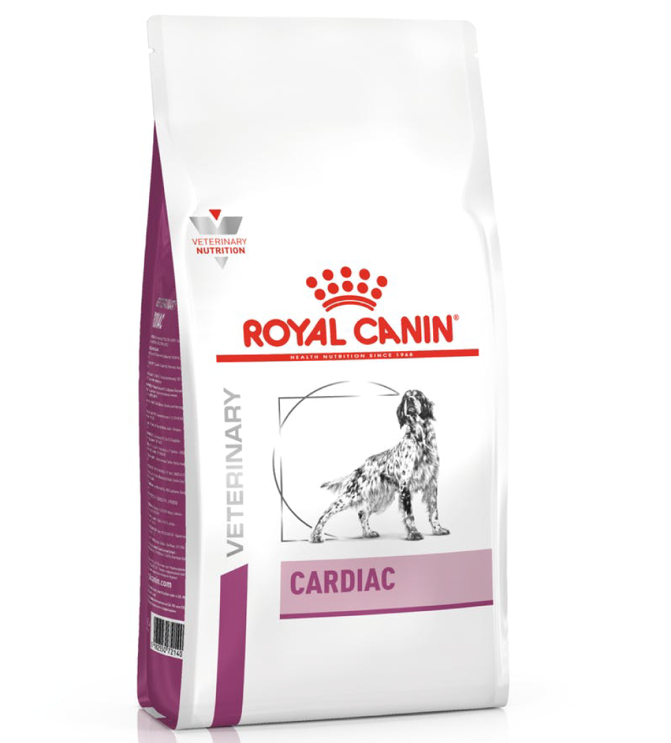 Royal Canin - Veterinary Diet Canine - Cardiac - 2 kg