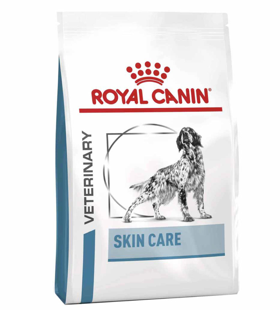 Royal Canin - Veterinary Diet Canine - Skin Care - 2kg