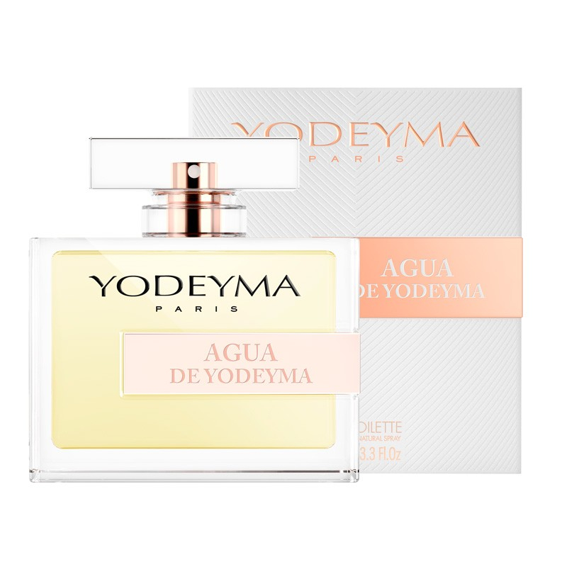 Yodeyma AGUA DE YODEYMA Eau de Parfum 100ml (Rochas) Profumo Donna