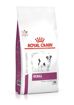 ROYAL CANIN VETERINARY DIETS DOG RENAL SMALL DOGS 1,5 KG