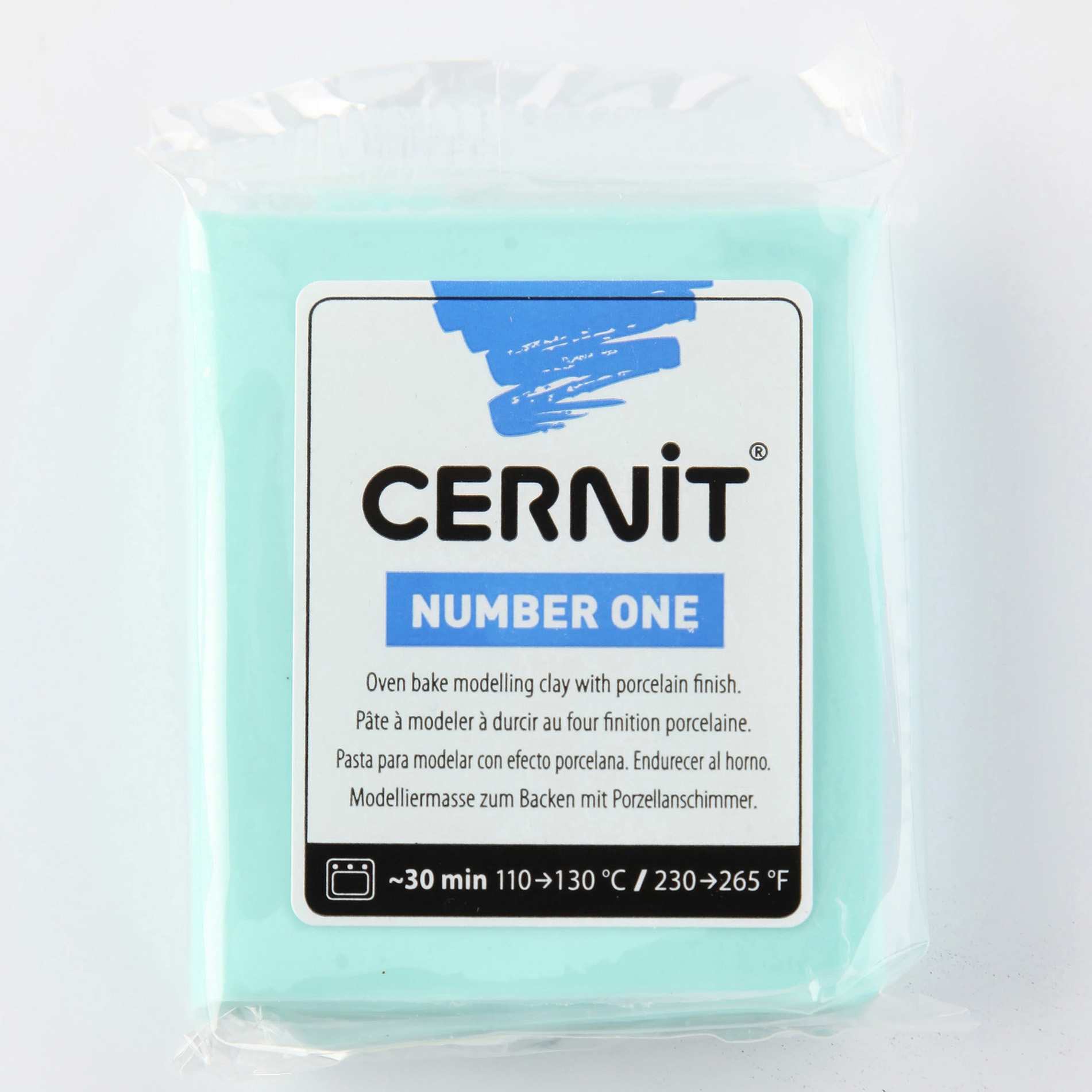 CERNIT ONE 56 gr VERT MENTHE