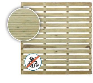 MATTONELLA LEGNO  mm 30  -  CM 50x50