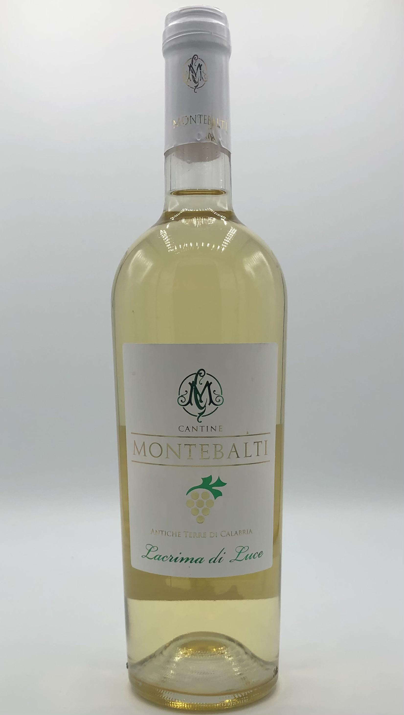 Vino Cantine Montebalti Lacrima di Luce CL.75
