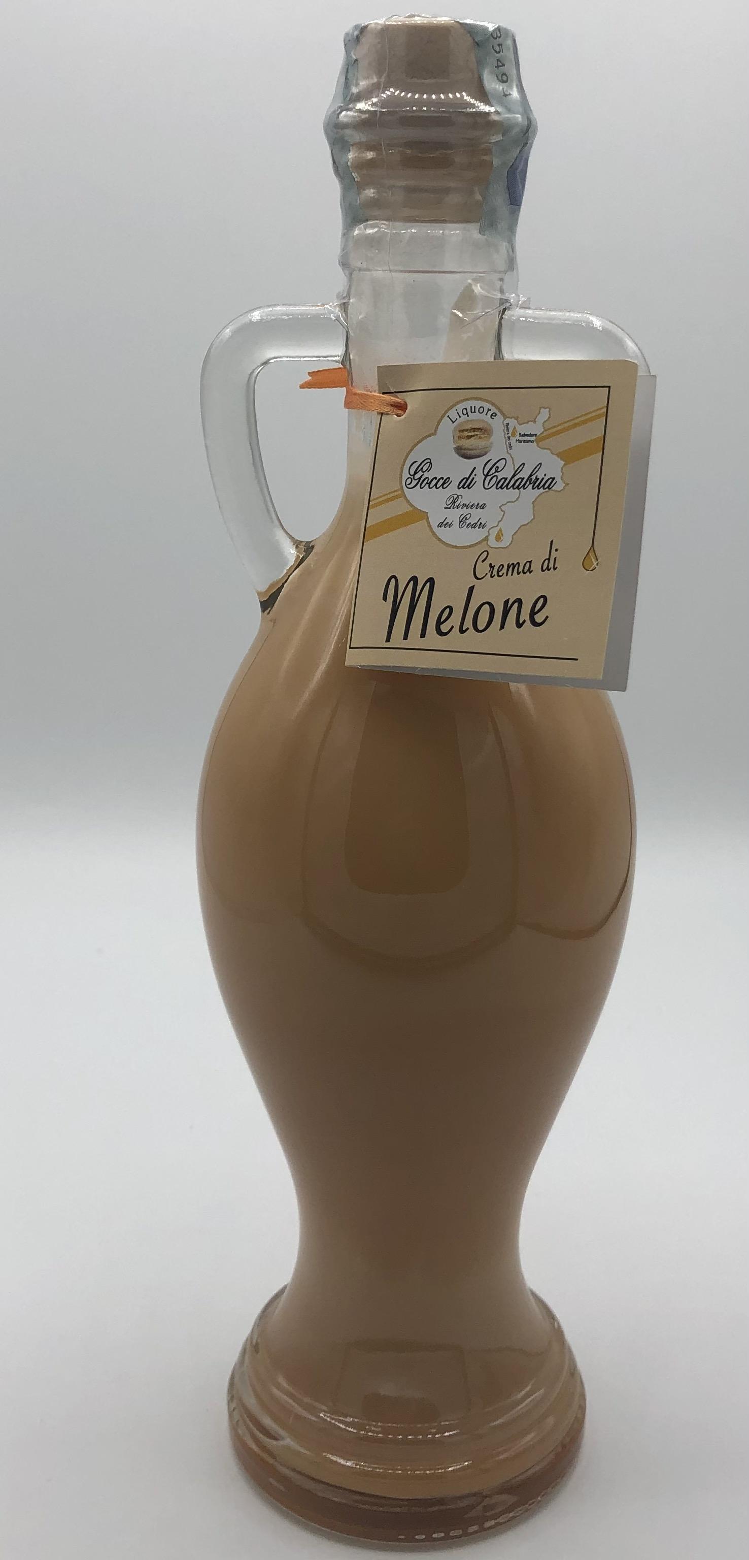 Liquore Gocce Di Calabria Crema Di Melone CL.50