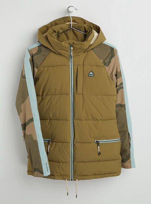 Giacca Snowboard Burton W Keelan Jacket