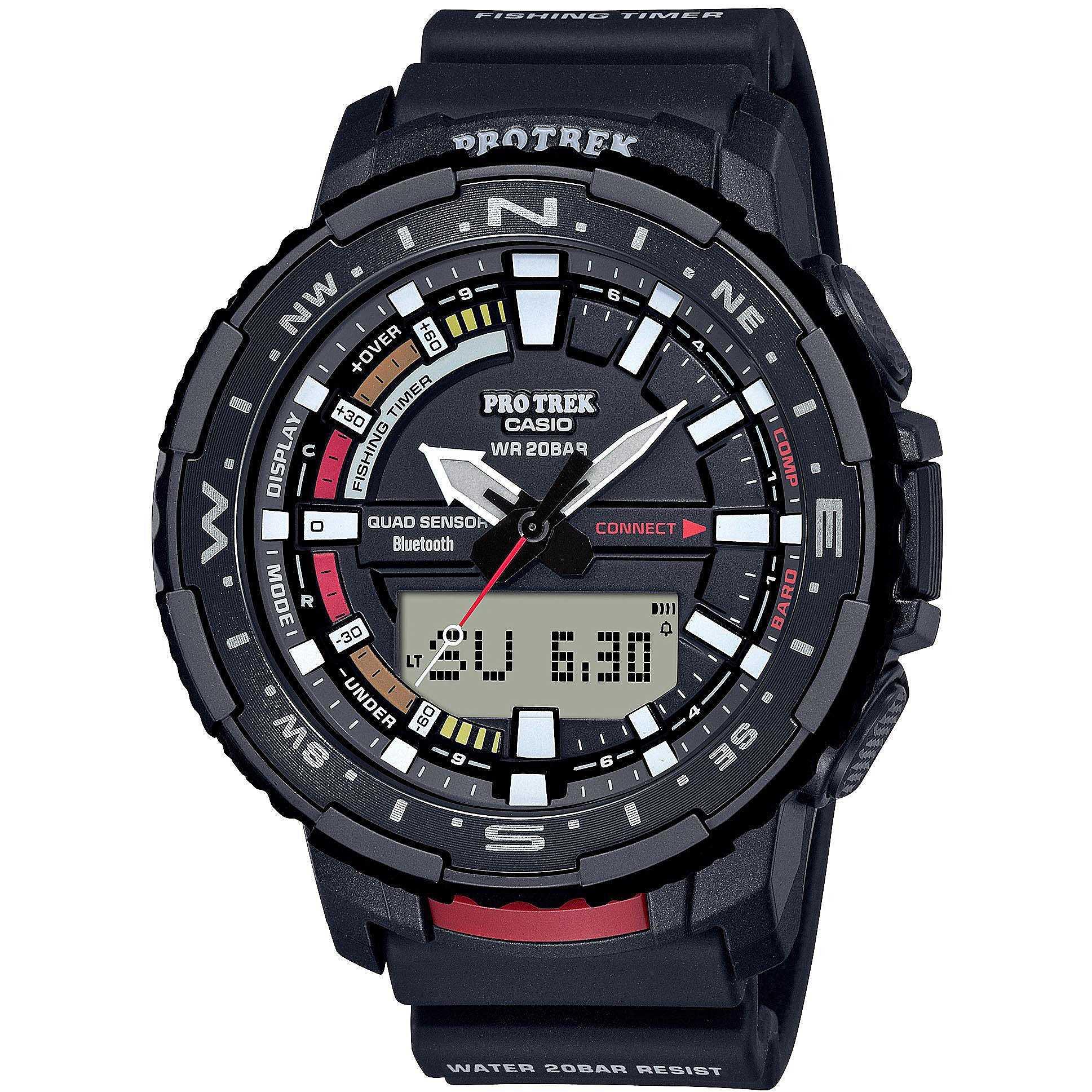 Casio orologio multifunzione uomo Casio PRO-TREK