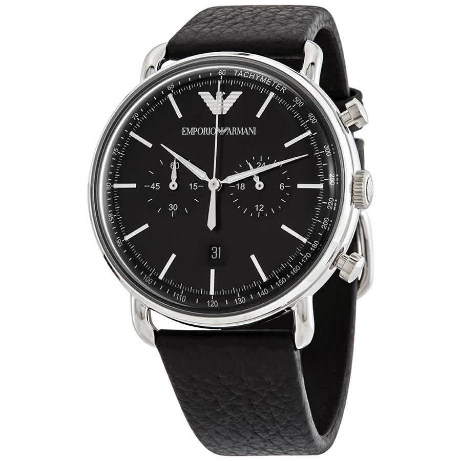Orologio Cronografo da uomo Emporio Armani