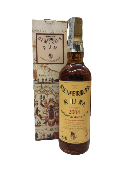 Rum Demerara 2004 - Guyana - Selezione Moon Import
