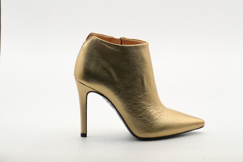 Bianca Di Calzatura Donna Metal Oro 140