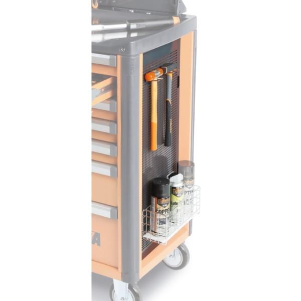 Pannello forato laterale per cassettiera C37  3700/PFL BETA